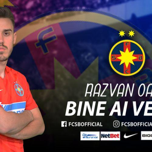 Cine este Răzvan Oaidă, noua achiziție a FCSB. Interviu pentru Ziarul de Sport