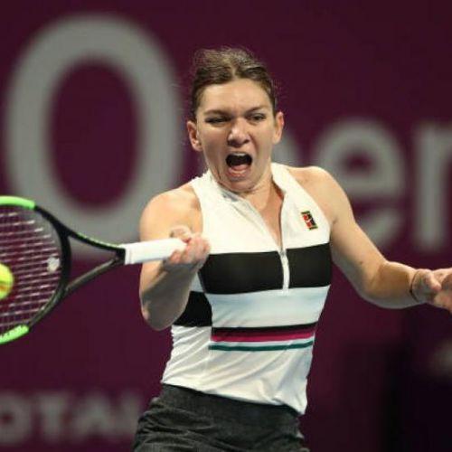 Indian Wells: Simona Halep a câștigat în turul secund