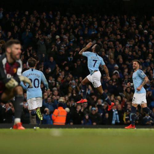 Manchester City dictează cadența în Premier League, Tottenham se împiedică