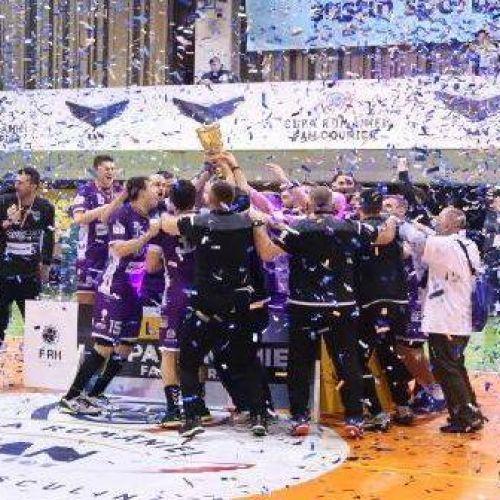 Poli Timișoara a câștigat Cupa României la handbal masculin