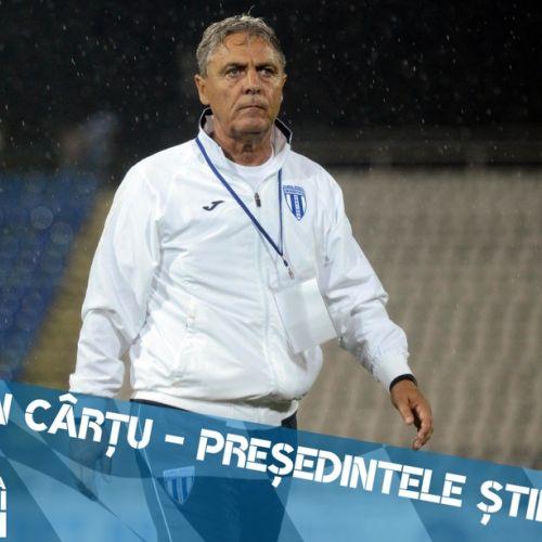 Sorin Cârțu, instalat președinte la U Craiova