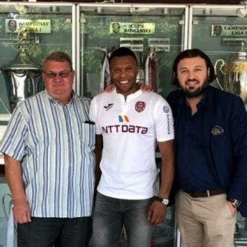 Liga 1: Julio Baptista a reziliat contractul cu CFR Cluj, Acka a semnat cu Craiova