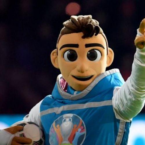 VIDEO / A fost prezentată mascota EURO 2020