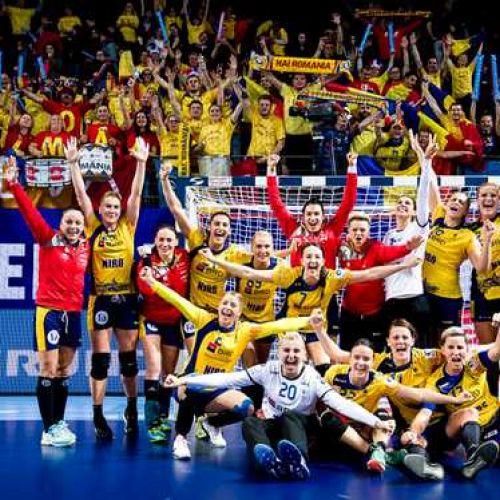 Naționala feminină de handbal și-a aflat adversarele din preliminariile EURO 2020