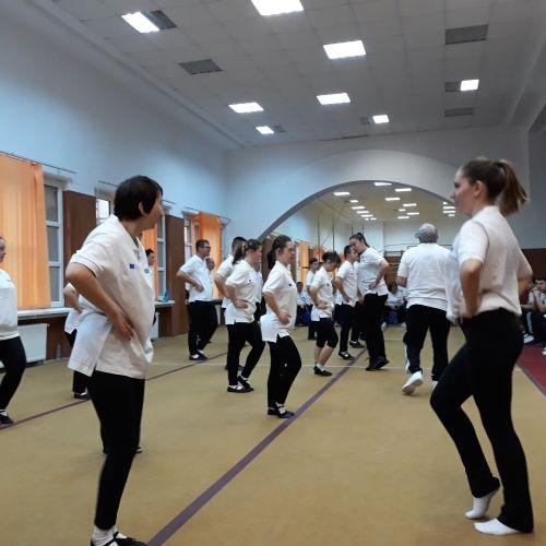 UNIDANS – proiect destinat dansului adaptat și incluziv
