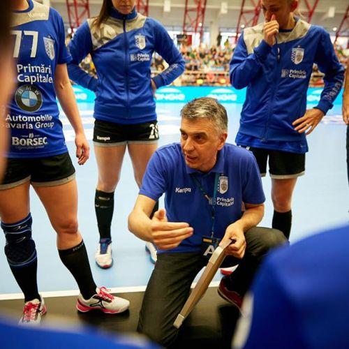 Liga Florilor: CSM București, victorie previzibilă cu U Cluj