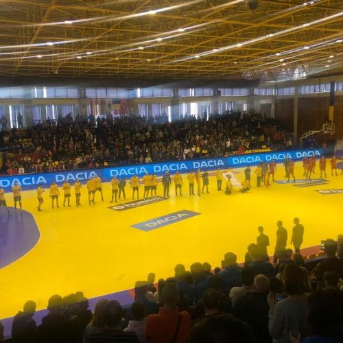 Naționala masculină de handbal a României a învins Lituania în preliminariile EURO 2020