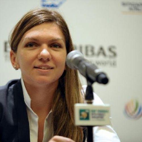 Simona Halep a prefațat confruntarea cu Franța din Fed Cup