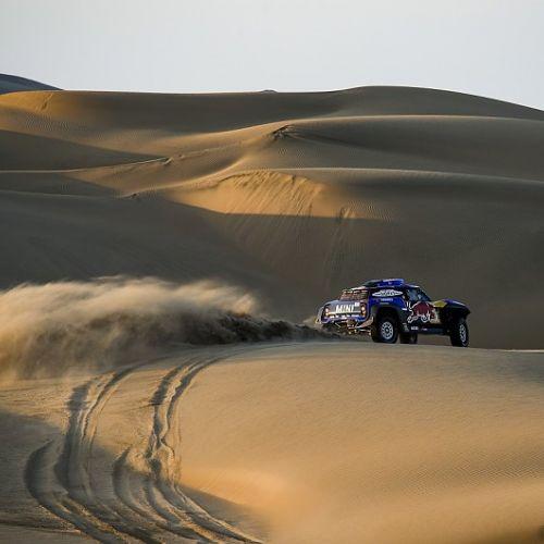 Raliul Dakar se mută în Arabia Saudită din 2020