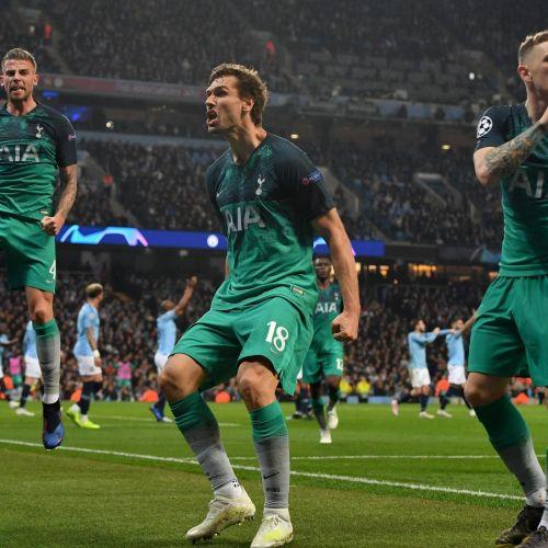 Tottenham şi Liverpool completează careul de aşi din Liga Campionilor
