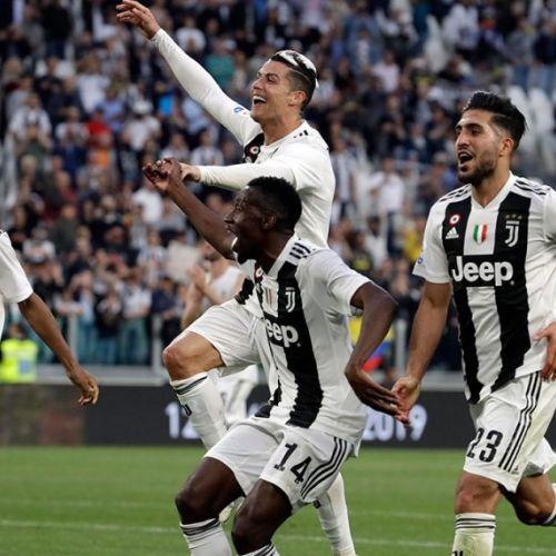 Juventus, din nou campioana Italiei. Record pentru Cristiano Ronaldo
