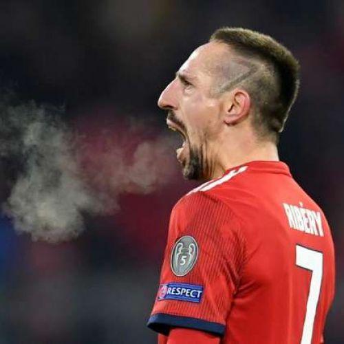Oficial: Ribery se desparte de Bayern Munchen în această vară