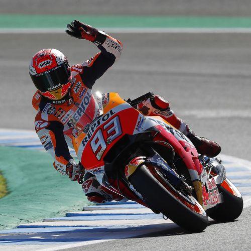 MotoGP: Marc Marquez a câştigat cursa de la Jerez