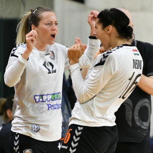 Egal pentru Denisa Dedu şi Gabriela Perianu în turul finalei Cupei EHF