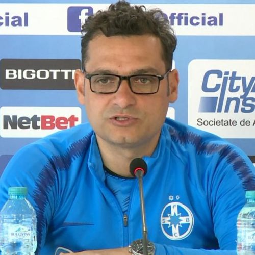 Mihai Teja a vorbit despre planurile sale la FCSB
