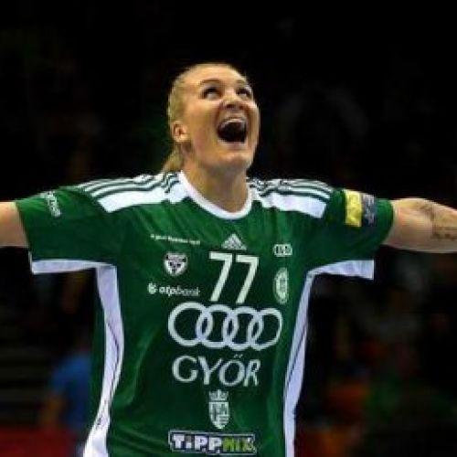 A fost anunțată echipa sezonului în Liga Campionilor la handbal feminin. Crina Pintea, inclusă