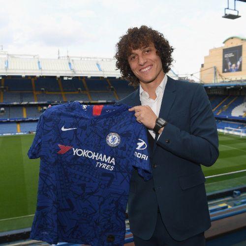 David Luiz și-a prelungit contractul cu Chelsea