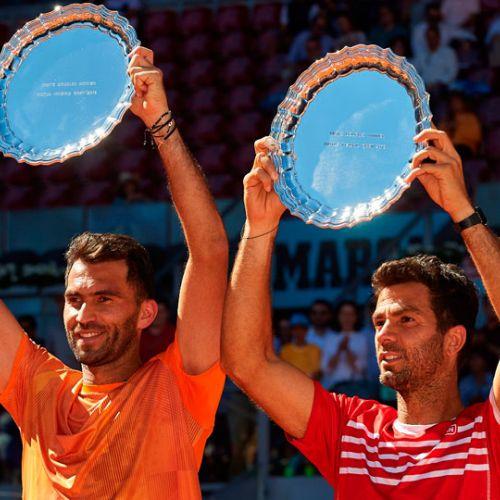 Tecău și Roger, campioni la Madrid