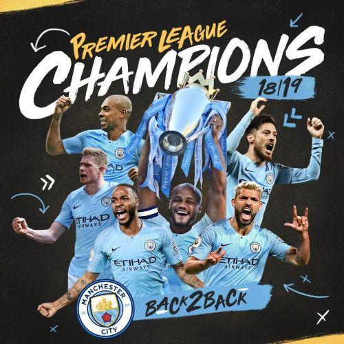 Manchester City, campioană în Premier League. Liverpool pierde titlul cu 97 de puncte