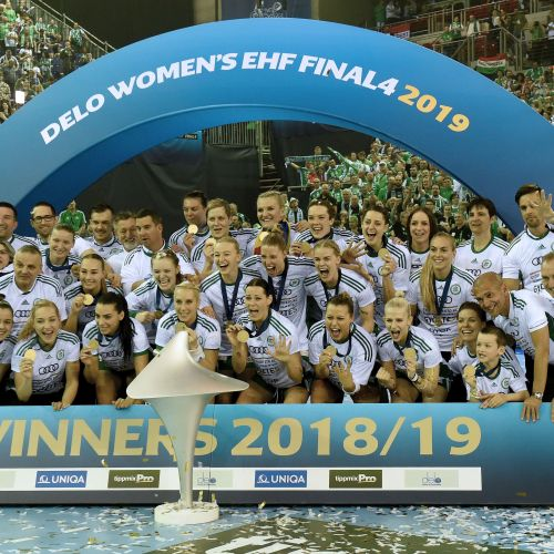 Gyor a triumfat în Liga Campionilor la handbal feminin