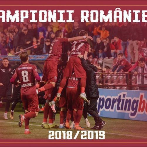 CFR Cluj, campioana Ligii 1. Reacțiile din Gruia