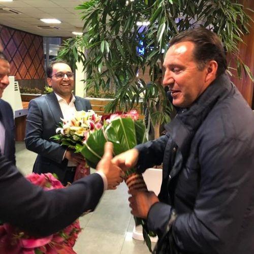Belgianul Marc Wilmots este noul selecţioner al Iranului