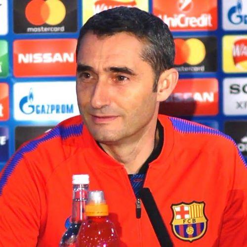 Valverde rămâne antrenorul Barcelonei
