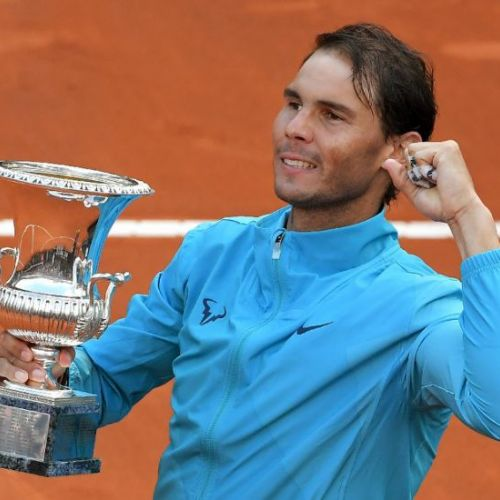 """""""Regele zgurii"""", din nou la capacitate maximă. Nadal, campion la Roma"""