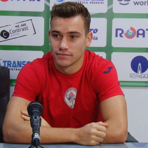 Darius Olaru a semnat cu FCSB