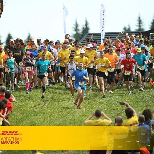 DHL Carpathian Marathon, șansa unei aventuri de 10, în inima Carpaților! Înscrierile continuă