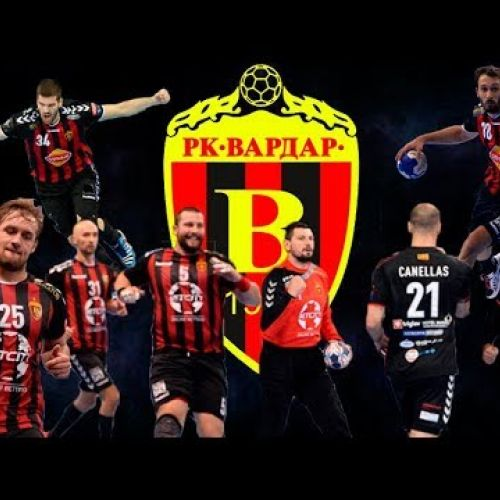 VIDEO / Vardar a câștigat Liga Campionilor la handbal masculin