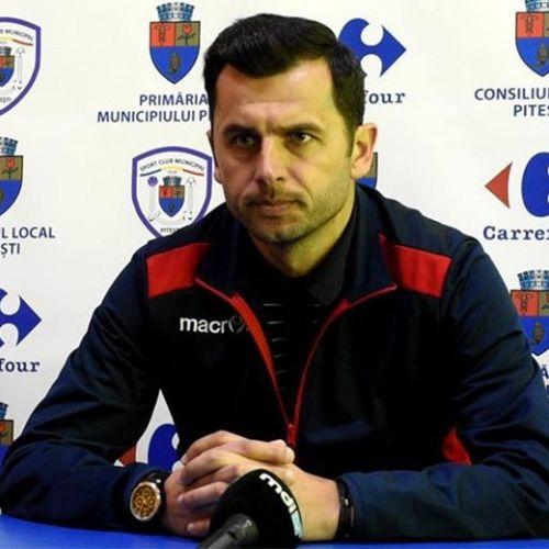 Nicolae Dică a semnat cu FC Argeș