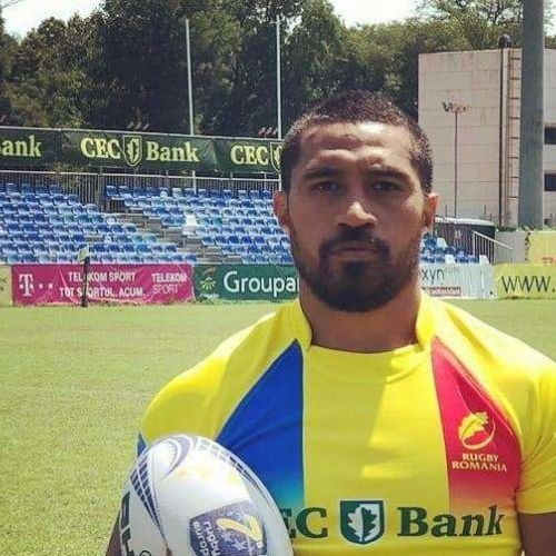 Luke Samoa și-a prelungit contractul cu Timișoara Saracens