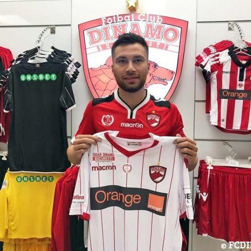 Dinamo l-a achiziționat pe Alexandru Răuță