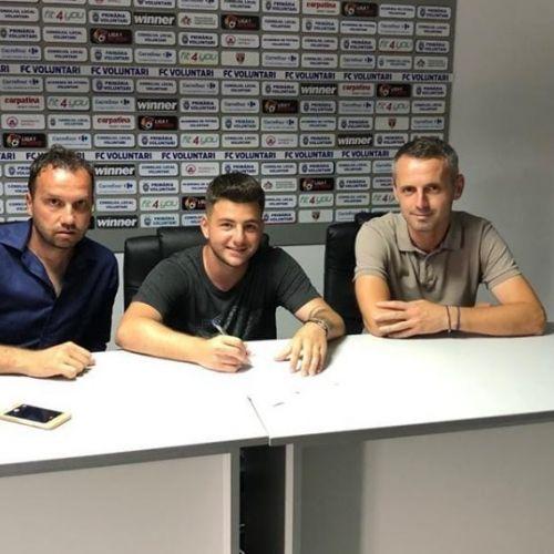 Mutări în Liga 1: Sin a semnat cu Sepsi, Mihalcea merge la Voluntari, Lang a reziliat cu CFR Cluj
