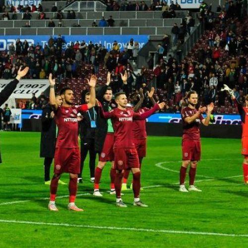 CFR Cluj s-a întărit cu cinci fotbaliști