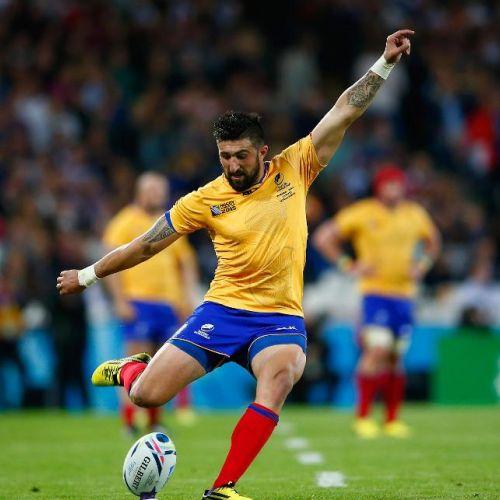 Naționala de rugby a României a învins Brazilia într-un meci test