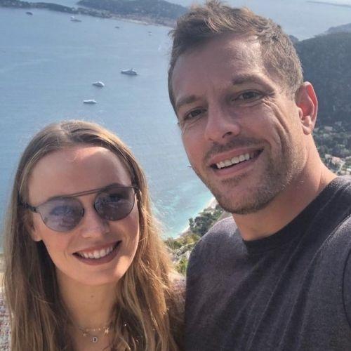 Wozniacki s-a căsătorit cu fostul baschetbalist David Lee
