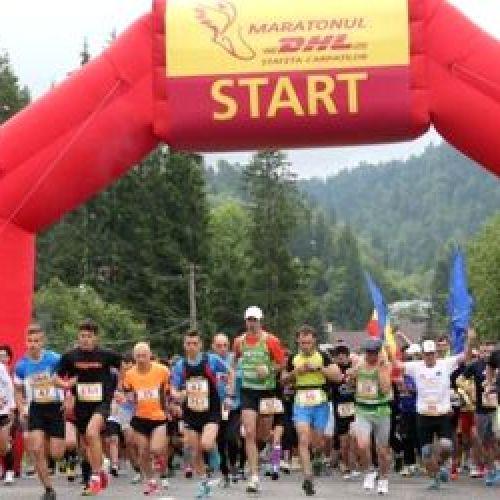 A 10-a ediție a DHL Carpathian Marathon este SOLD OUT!