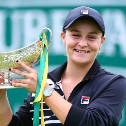Barty, noul lider al tenisului mondial feminin după succesul de la Birmingham