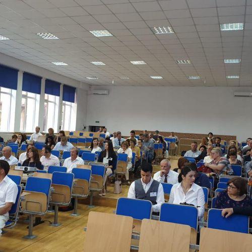 Zeci de antrenori din țară au participat la un curs de integritate găzduit de UNEFS