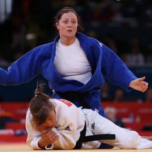 Corina Căprioriu s-a retras din activitatea sportivă