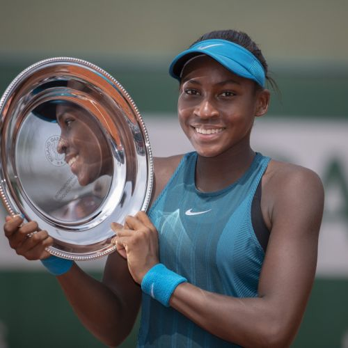 Cori Gauff, noul fenomen al tenisului feminin