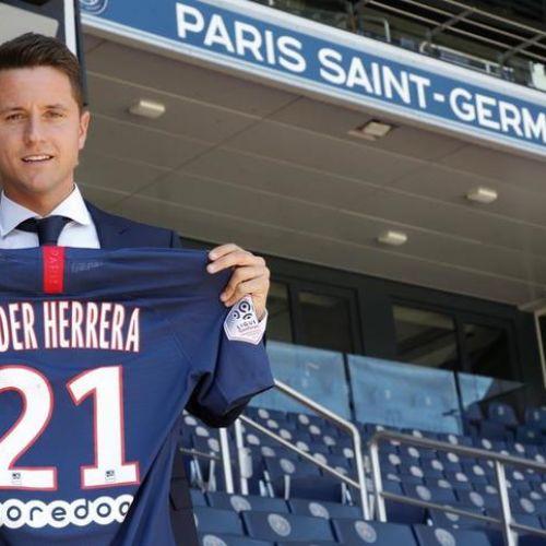 PSG l-a adus pe mijlocașul Ander Herrera