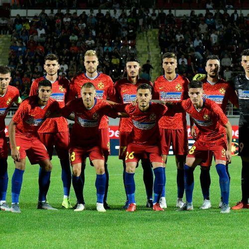 Victorii sterile pentru FCSB și Craiova la debutul în Europa League