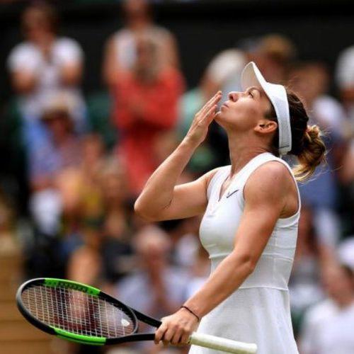 Simona Halep, noua Regină la Wimbledon! Premieră istorică pentru România