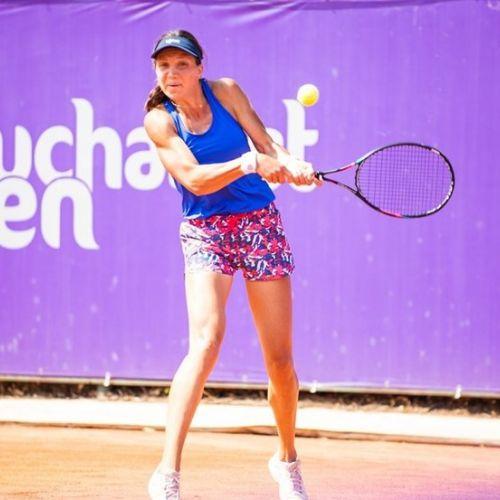 Patricia Țig, surpriză de proporții la BRD Bucharest Open