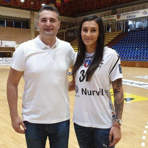 """Mădălina Zamfirescu prefațează Supercupa: """"Nu ne temem de voi!"""""""