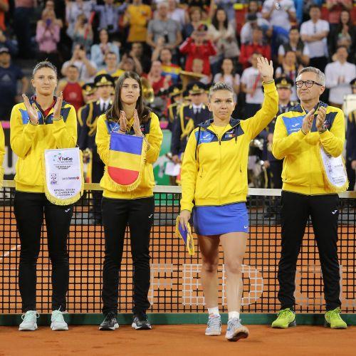 România va înfrunta Rusia în noul format al Fed Cup