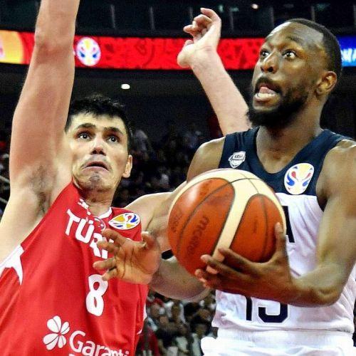 VIDEO / Turcia, aproape să răpună SUA la Cupa Mondială de baschet masculin
